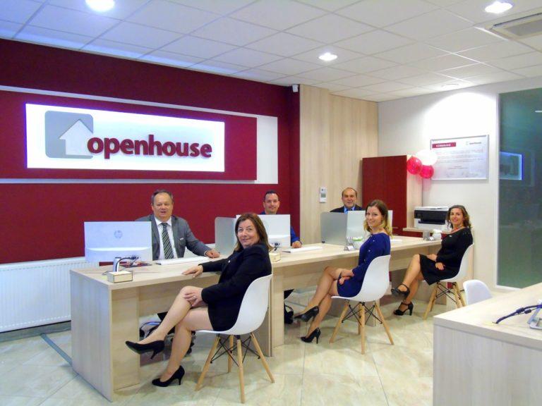 Siófoki iroda nyitása